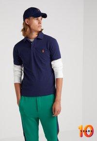 Polo Ralph Lauren - Koszulka polo - newport navy - 0