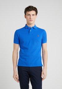 Polo Ralph Lauren - Koszulka polo - new iris blue - 0