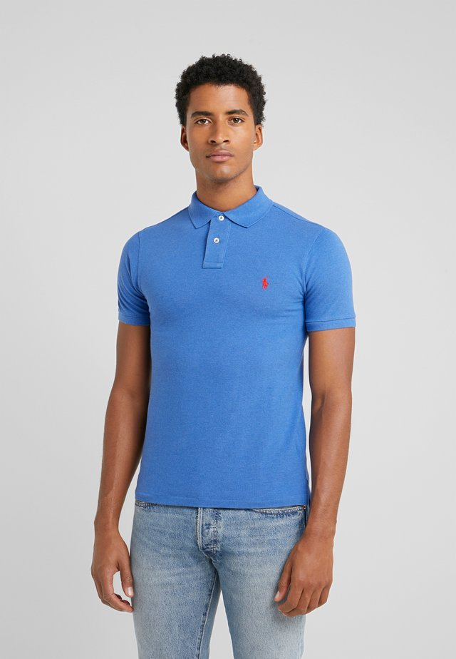Polo - dockside blue