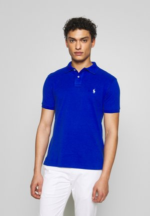MODEL - Poloshirt - pacific royal