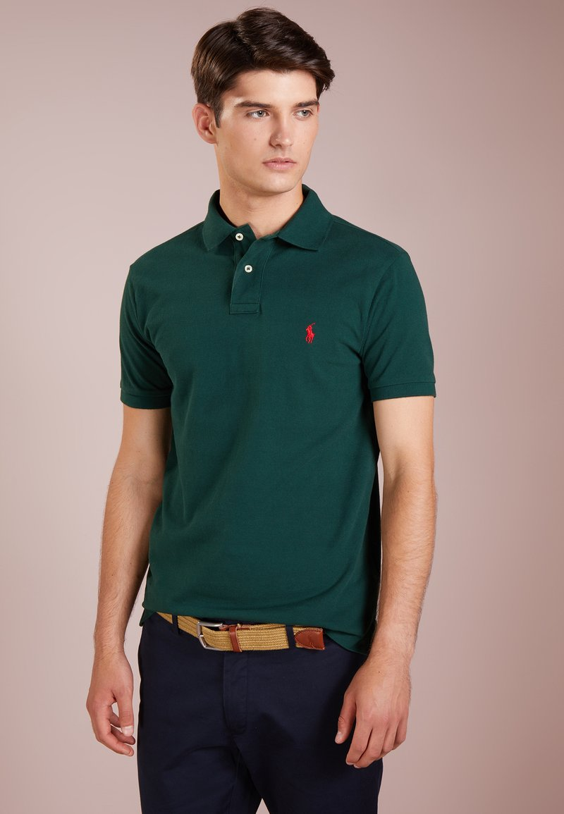 Polo Ralph Lauren - Koszulka polo - college green
