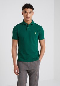 Polo Ralph Lauren - Polo shirt - new forest/yellow - 0