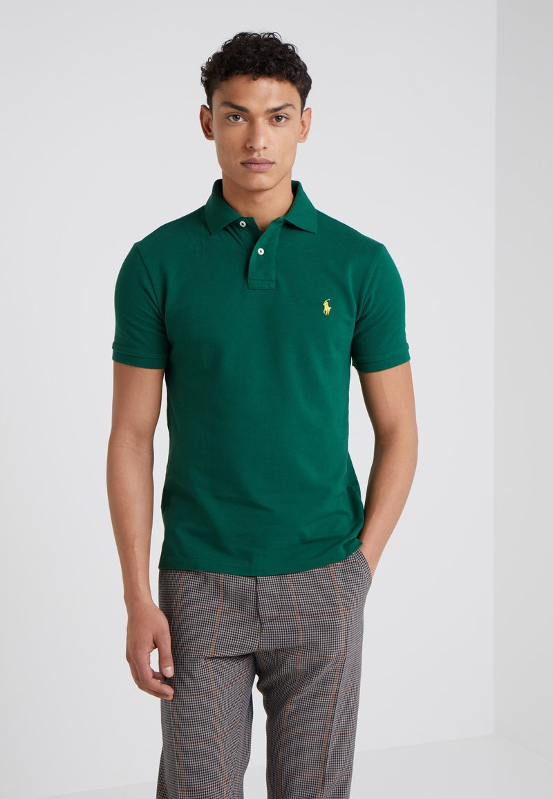 Polo Ralph Lauren - Polo shirt - new forest/yellow
