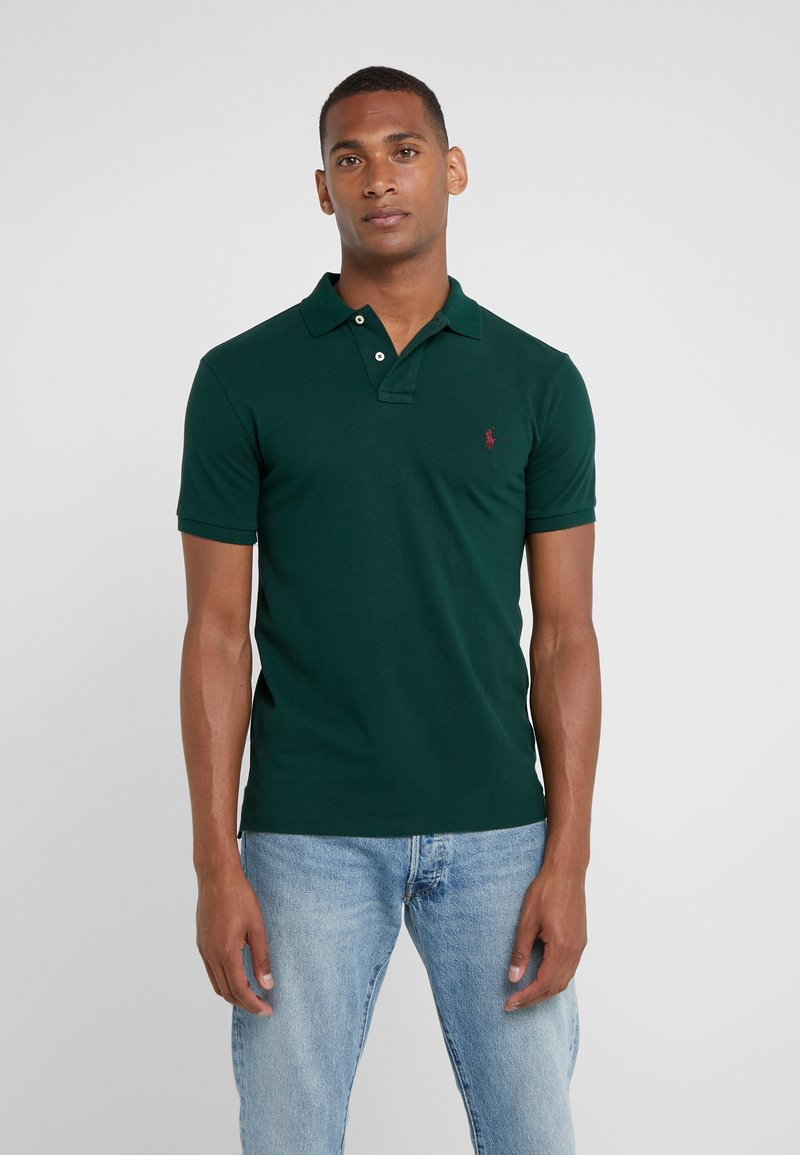 Polo Ralph Lauren - SLIM FIT MODEL  - Polo shirt - college green