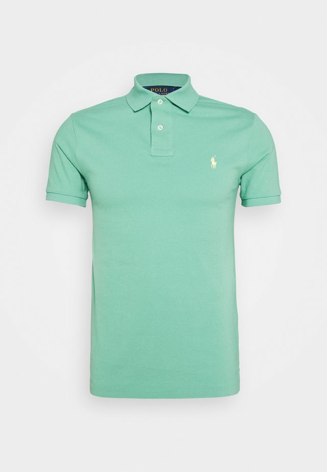 MODEL - Polo shirt - haven green