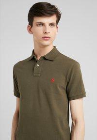 Polo Ralph Lauren - Polo shirt - defender green - 4