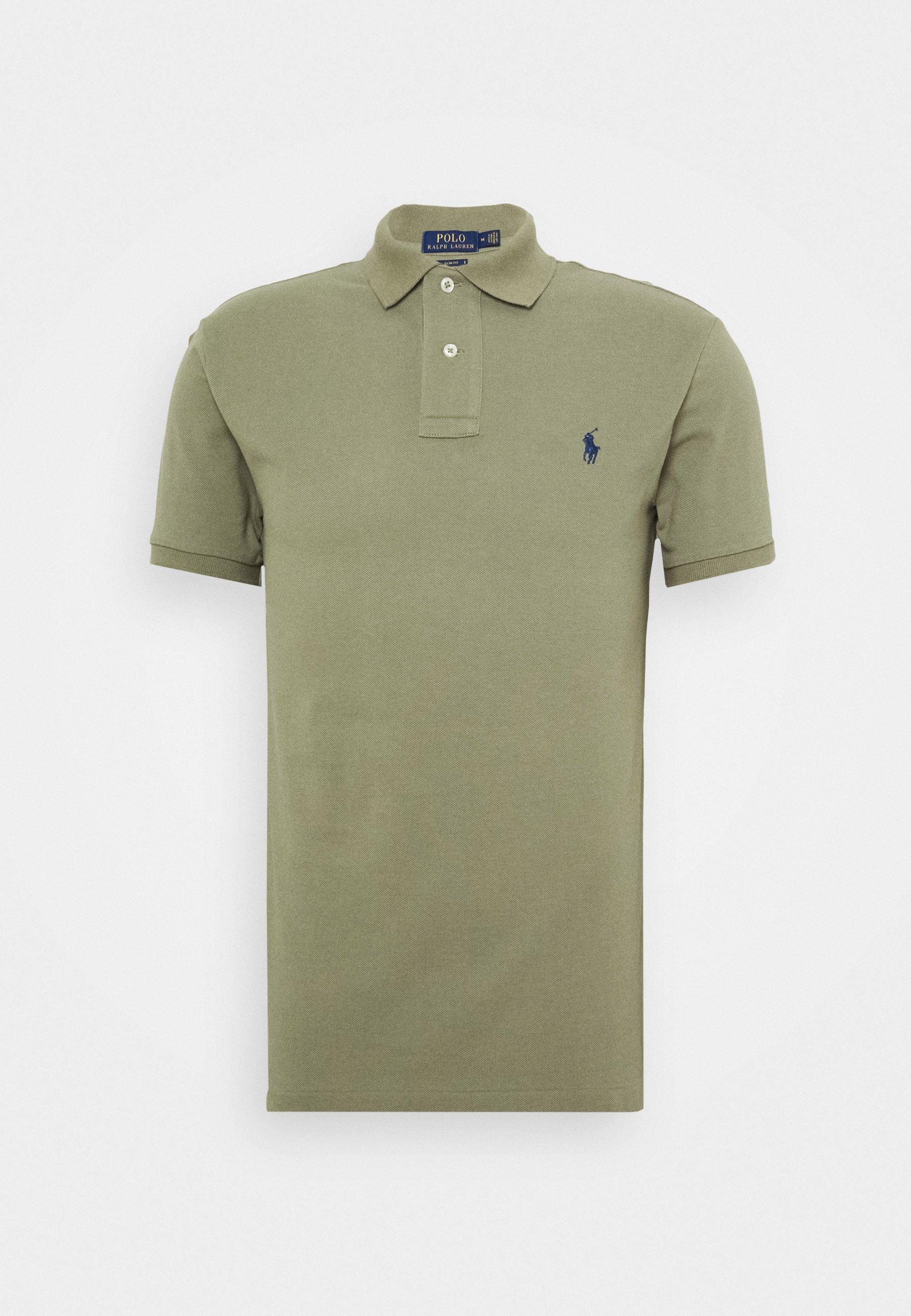 Polo Ralph Lauren Poloshirts - fortress grey heather