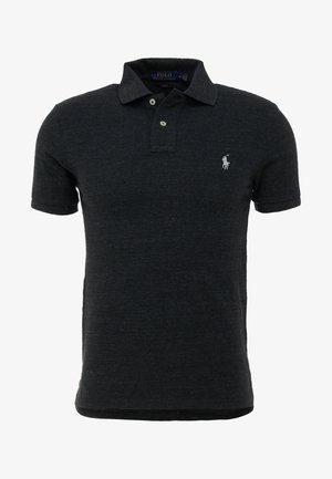 Polo - black coal heather