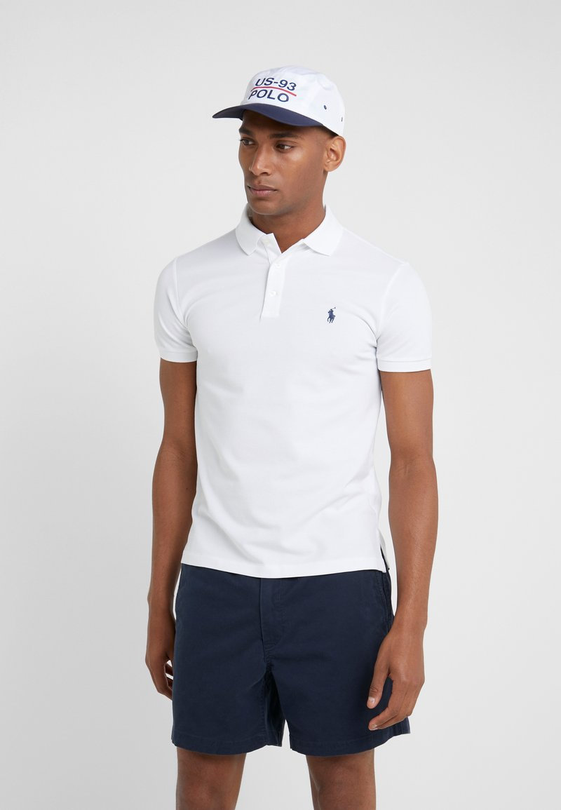 Polo Ralph Lauren - SLIM FIT MODEL - Polo shirt - white