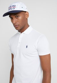 Polo Ralph Lauren - SLIM FIT MODEL - Polo shirt - white - 4