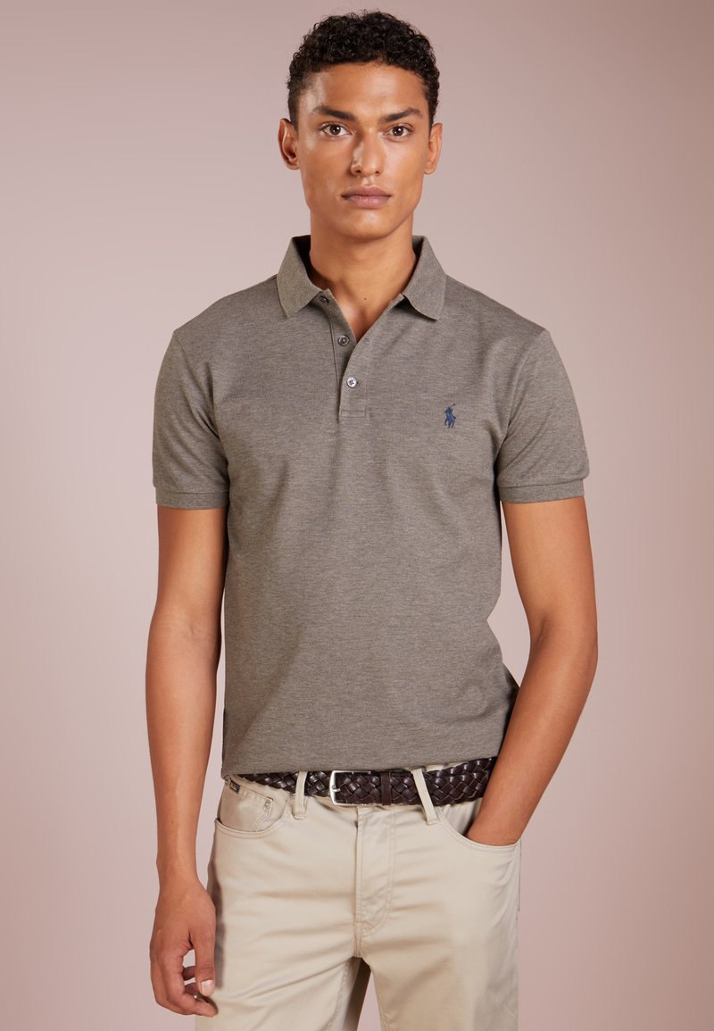 Polo Ralph Lauren - SLIM FIT  - Polo shirt - gents heather