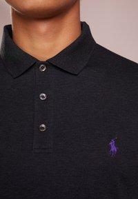 Polo Ralph Lauren - SLIM FIT  - Polo shirt - dark granite heat - 4