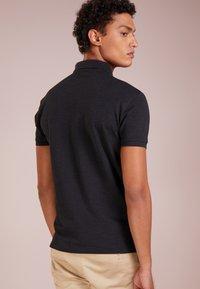 Polo Ralph Lauren - SLIM FIT  - Polo shirt - dark granite heat - 2