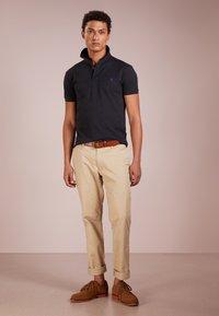 Polo Ralph Lauren - SLIM FIT  - Polo shirt - dark granite heat - 1