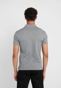 Polo Ralph Lauren - SLIM FIT  - Polo shirt - classic grey heather - 2
