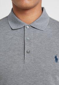 Polo Ralph Lauren - SLIM FIT  - Polo shirt - classic grey heather - 4