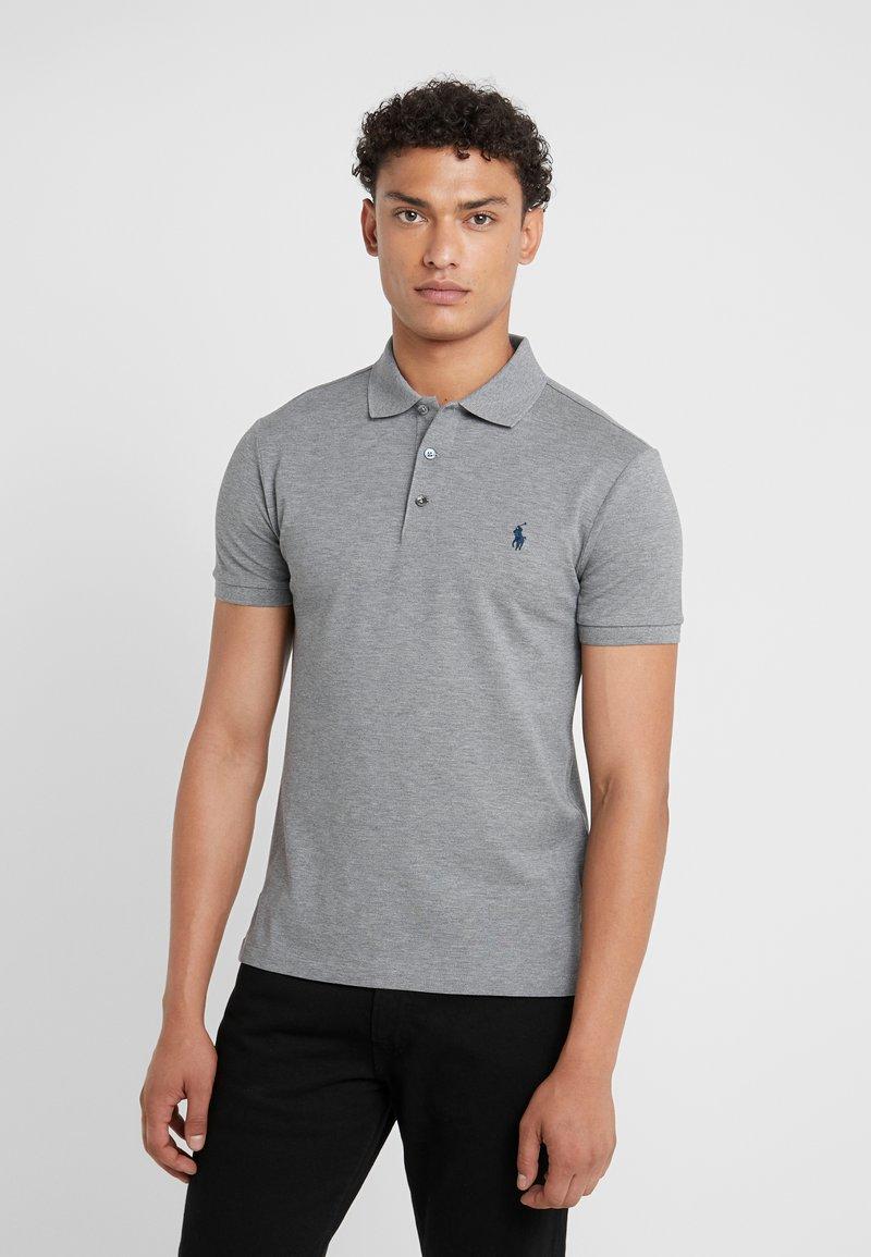 Polo Ralph Lauren - SLIM FIT  - Polo shirt - classic grey heather