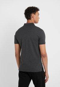 Polo Ralph Lauren - SLIM FIT  - Polo shirt - dark grey heather - 2