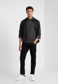 Polo Ralph Lauren - SLIM FIT  - Polo shirt - dark grey heather - 1