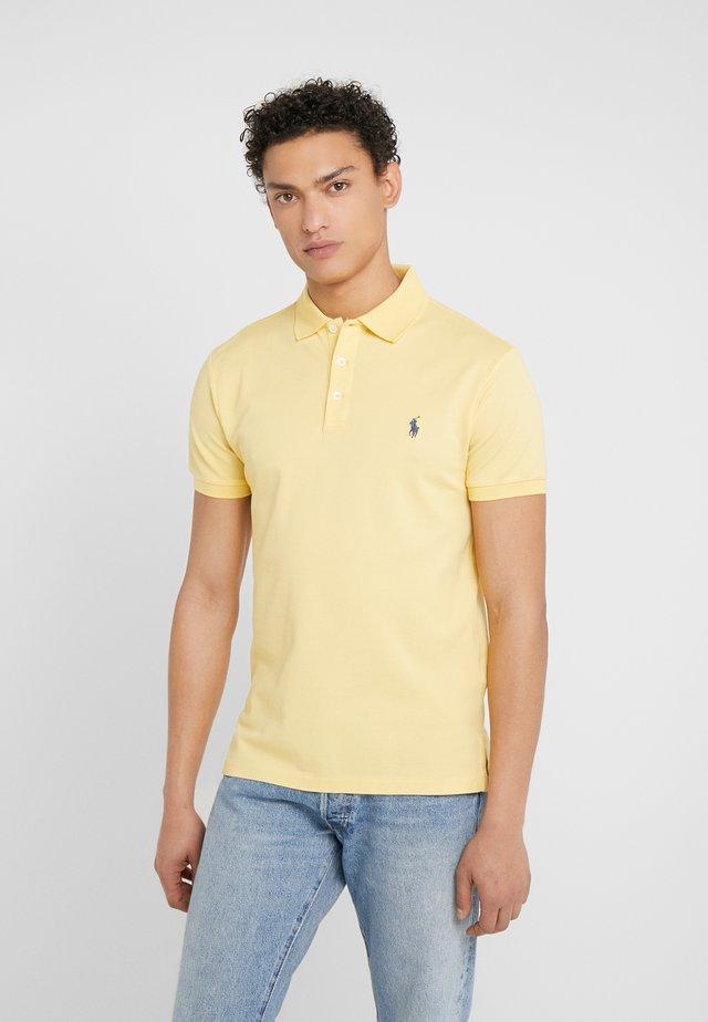 SLIM FIT  - Polo - empire yellow