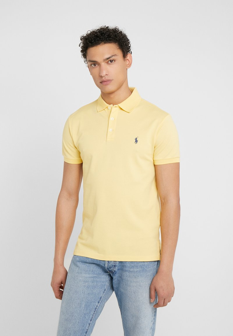 Polo Ralph Lauren - SLIM FIT  - Polo - empire yellow