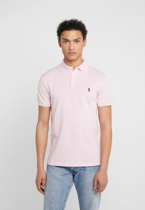 SLIM FIT MODEL - Poloskjorter - garden pink