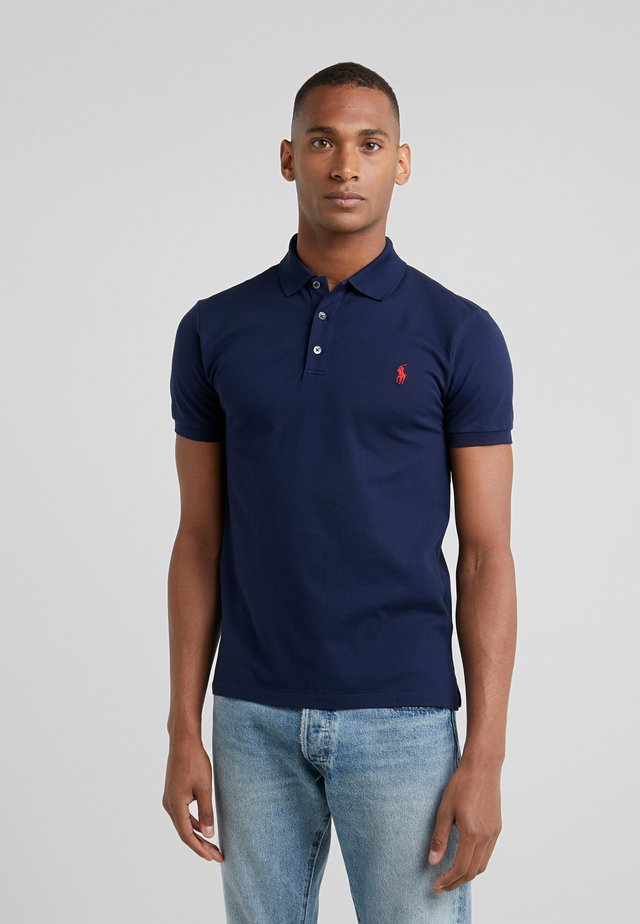SLIM FIT MODEL - Poloshirt - french navy