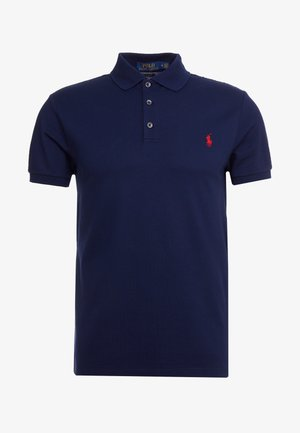 SLIM FIT MODEL - Polo - french navy