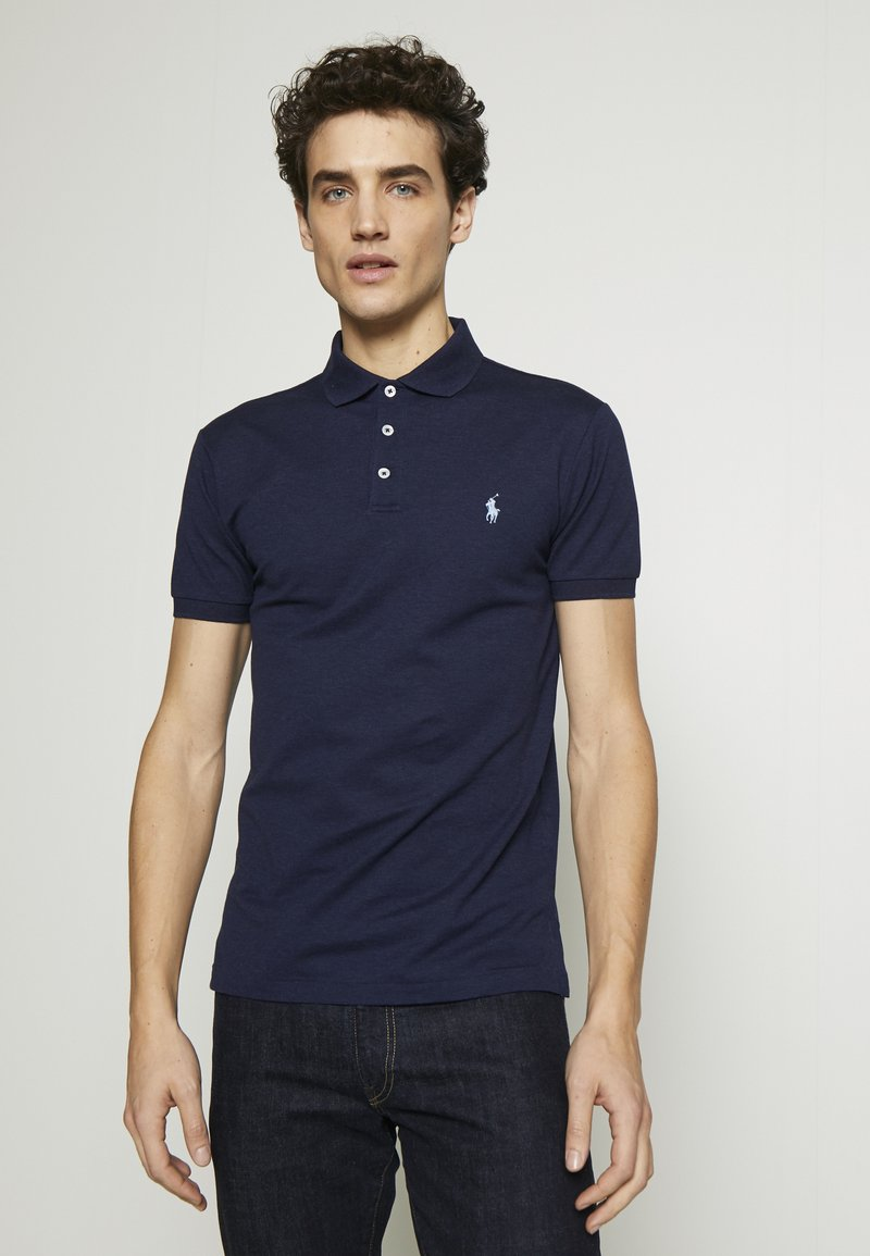 Polo Ralph Lauren - SLIM FIT  - Polo shirt - spring navy
