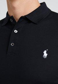 Polo Ralph Lauren - SLIM FIT MODEL - Poloshirts - black - 4