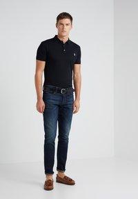 Polo Ralph Lauren - SLIM FIT MODEL - Poloshirts - black - 1