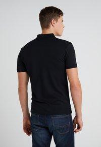 Polo Ralph Lauren - SLIM FIT MODEL - Poloshirts - black - 2