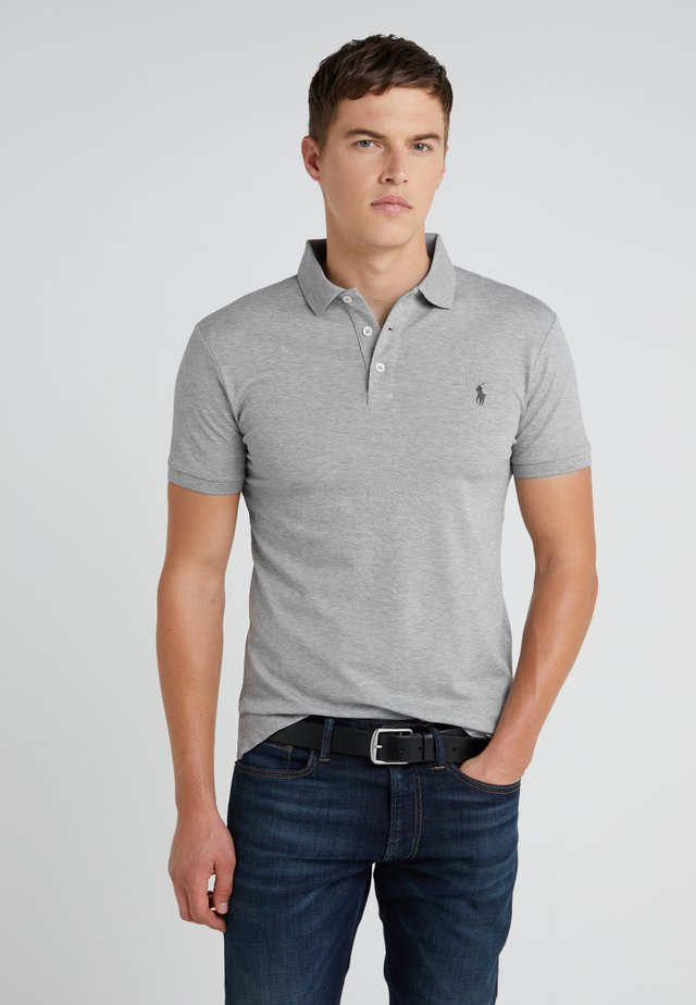 Poloshirt - andover heather