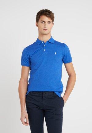 Polo shirt - dockside blue