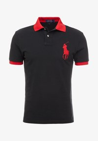 Polo Ralph Lauren - SLIM FIT - Polo - black - 4