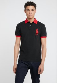 Polo Ralph Lauren - SLIM FIT - Polo - black - 0