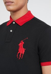 Polo Ralph Lauren - SLIM FIT - Polo - black - 5