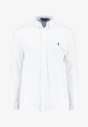 LONG SLEEVE - Skjorter - white