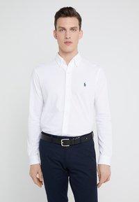 Polo Ralph Lauren - LONG SLEEVE - Koszula - white - 0