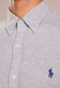Polo Ralph Lauren - LONG SLEEVE - Camicia - andover heather - 4