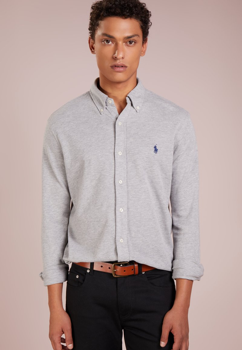 Polo Ralph Lauren - LONG SLEEVE - Camicia - andover heather