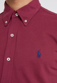 Polo Ralph Lauren - LONG SLEEVE - Camisa - classic wine - 4
