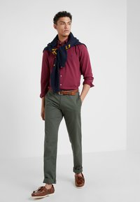 Polo Ralph Lauren - LONG SLEEVE - Camisa - classic wine - 1