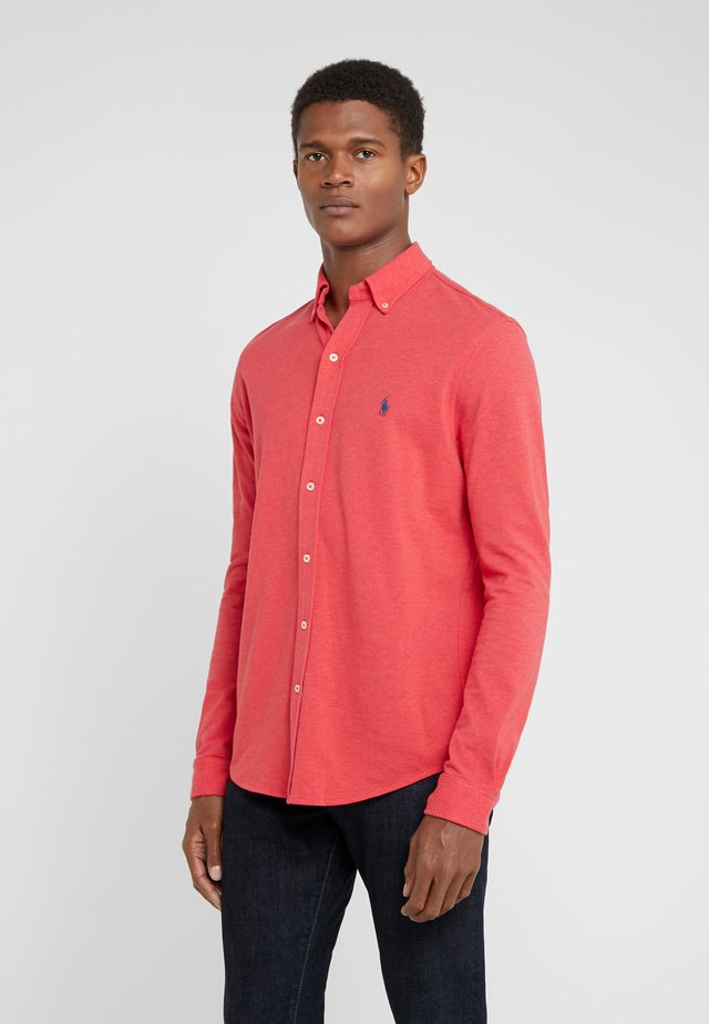 LONG SLEEVE - Camicia - rosette heather