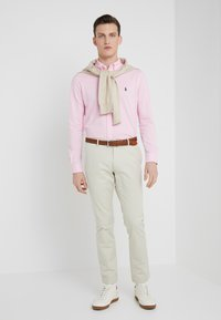 Polo Ralph Lauren - LONG SLEEVE - Chemise - carmel pink - 1