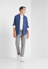 Polo Ralph Lauren - LONG SLEEVE - Overhemd - derby blue heather - 1