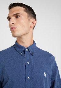 Polo Ralph Lauren - LONG SLEEVE - Overhemd - derby blue heather - 3