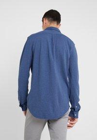 Polo Ralph Lauren - LONG SLEEVE - Overhemd - derby blue heather - 2