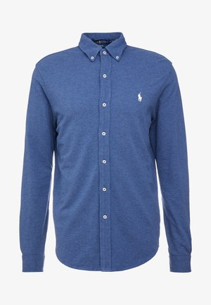 LONG SLEEVE - Skjorte - derby blue heather