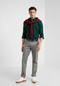 Polo Ralph Lauren - LONG SLEEVE - Koszula - college green - 1
